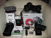Canon EOS 5D Mark II Digital SLR Camera with Canon EF 24-105mm IS